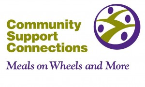 Community Support Connections logo